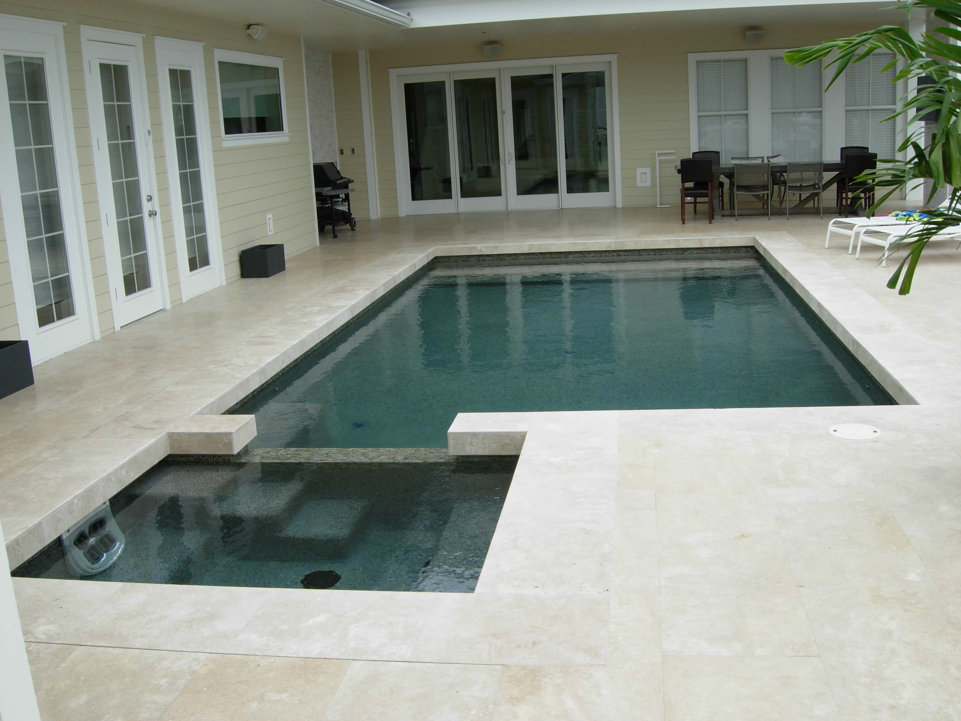 3d pool design orlando custom pools lake nona clermont for Modern contemporary swimming pools